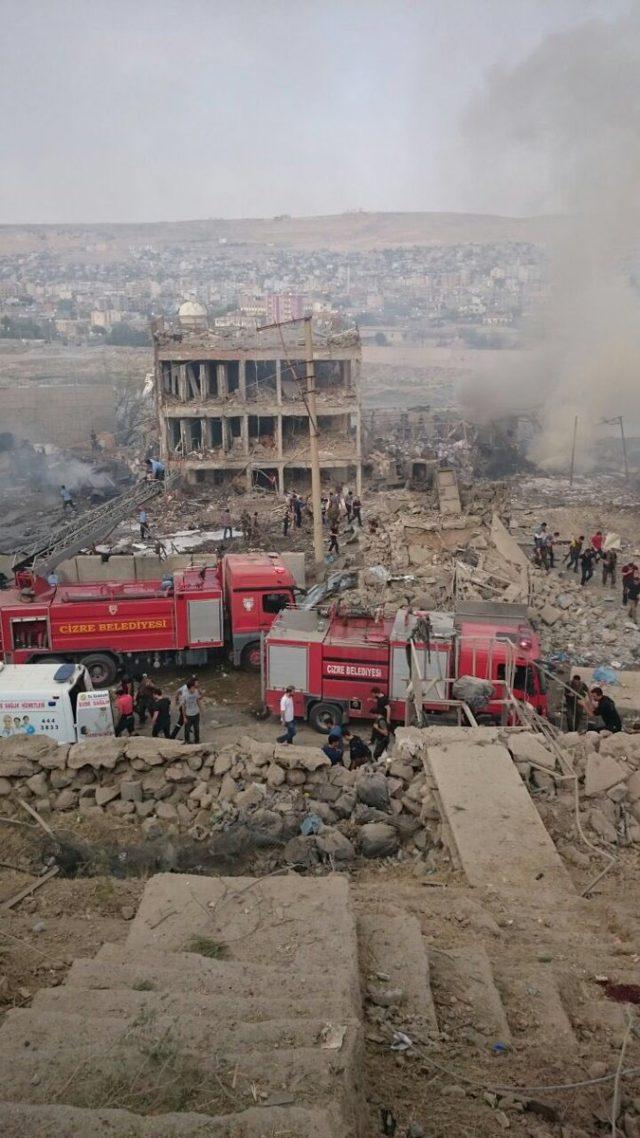 ФОТО: Експлозија во Турција, најмалку 9 загинати