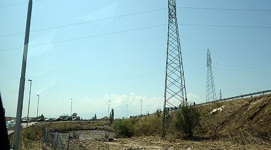 ЕВН: Поплавените места во скопско добиваат струја