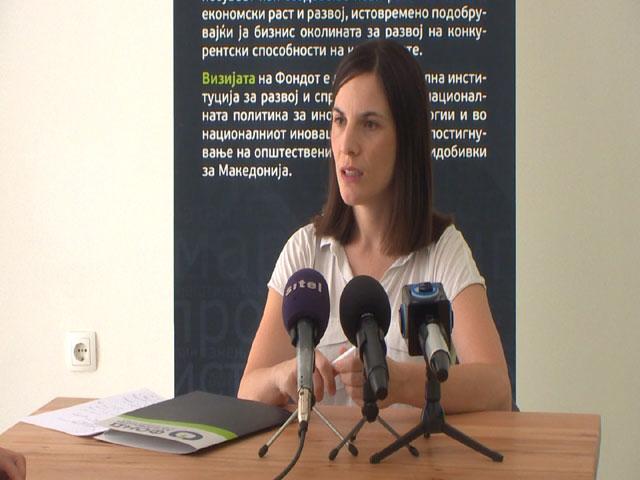 Фондот за иновации на 3-от повик ќе додели 15 грантови до 30.000 евра