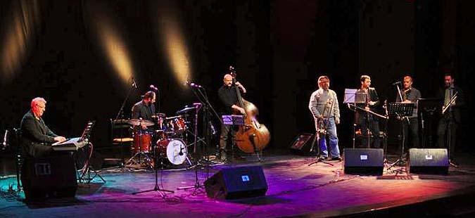 Џез концерт на Гоце Стефковски-Септет во Виница