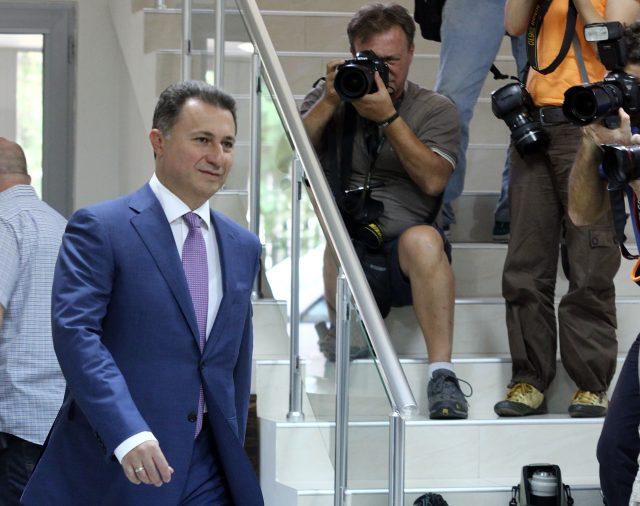 Груевски: Добро е што има договор, но со потписот на СДСМ секогаш треба да се биде внимателен