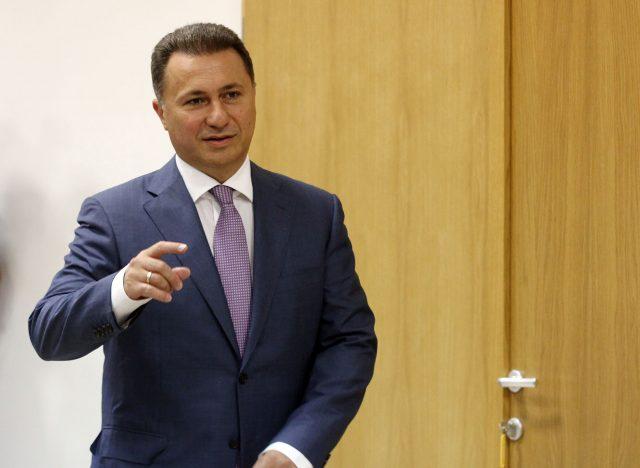 Груевски им ги одзема сите аргументи на СДСМ да избегаат од избори