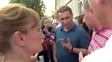 ВИДЕО: Груевски на терен меѓу жителите на Стајковци