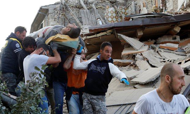 Силниот земјотрес во Италија однесе 14 жртви