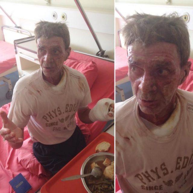 Ѕверство во БиХ: Го запалиле пријателот и го оставиле да умре