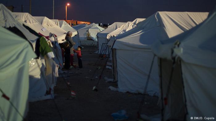 Брутално силувано дете во бегалски камп во Солун