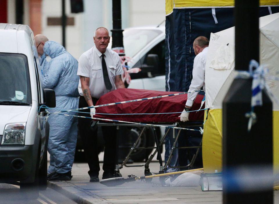 ВИДЕО: Напад во Лондон, една жена почина, петмина други се повредени