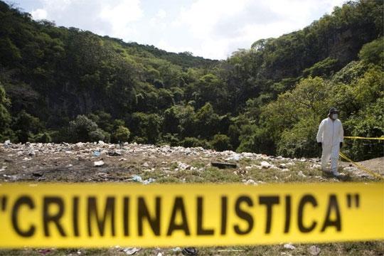 Пронајдена нова масовна гробница во Мексико