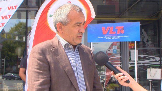 ФОТО: Демири е новиот македонски милионер