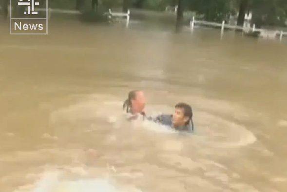 Луизијана Поплава