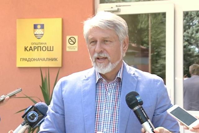 Јакимовски: Нови покриви и лифтови за жителите на Карпош