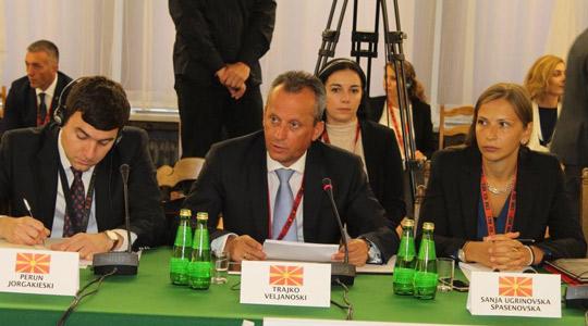 Вељаноски: Македонија посветена на регионалната соработка и добрососедските односи