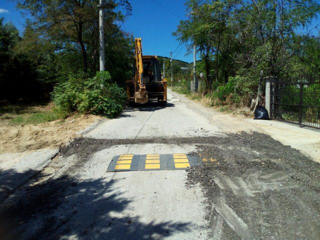 Реконструиран патот од Волково кон село Кучково до гробиштата