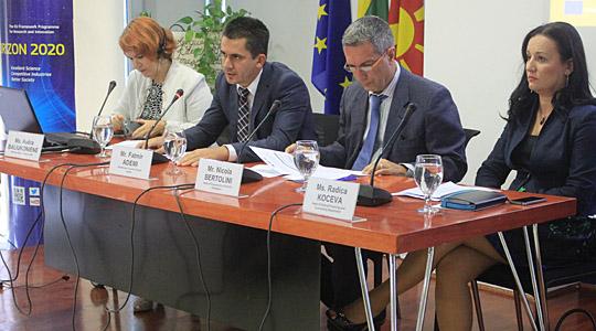 Проект за поуспешно децентрализирано управување со ЕУ-фондовите