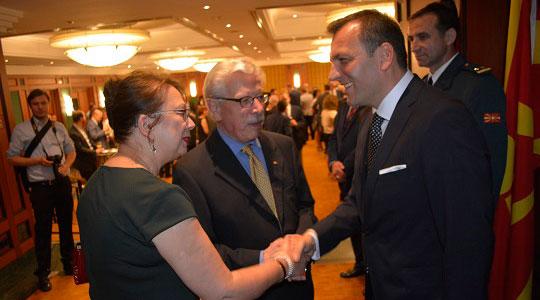 Германија ќе отвори регионално економско претставништво во Скопје