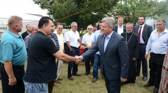 Претседателот Иванов на средба со македонската дијаспора во Њу Џерси