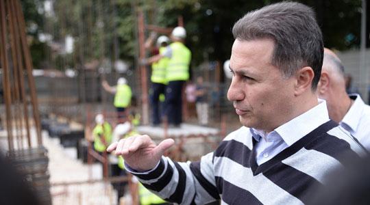 """Груевски: """"Македонија вработува 2"""" ни даде над 1500 вработувања за два и пол месеца"""