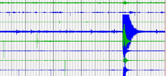 Во близина на сва грчки острови регистрирани се земјотреси