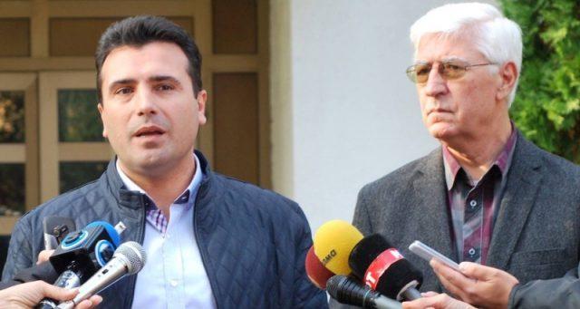 """""""Курир"""": Петковски или невладините – кого ќе одбере Заев?"""