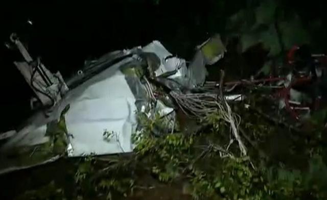 ВИДЕО: Шест мртви во авионска несреќа крај Скопје