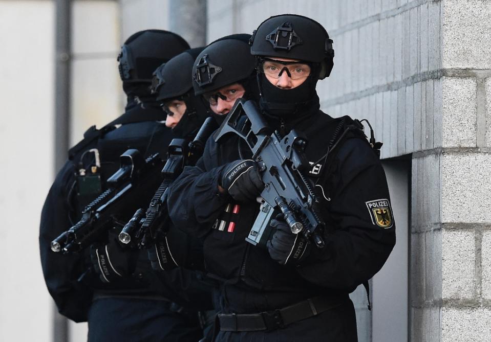 Германија во страв од терористички напади