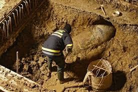Пронајдена е авионска бомба во Цементара
