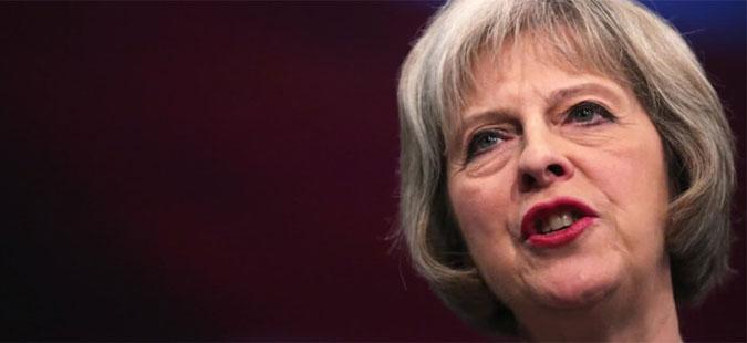 Меј: Брегзит не менува ништо, Британија е со светот