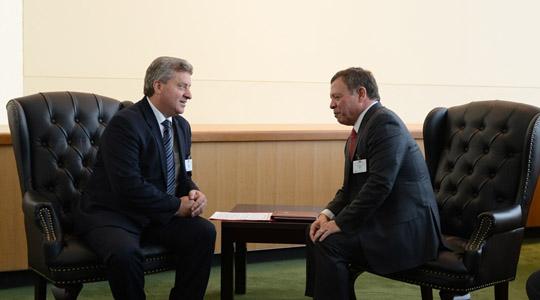 Пријателските односи на Македонија и Јордан ќе ја подобрат економијата и безбедноста