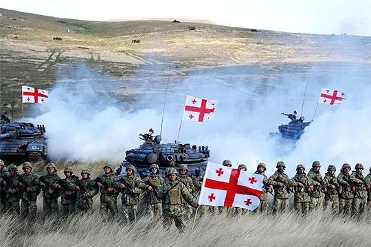 Усупашвили: САД да постават воена база во Грузија