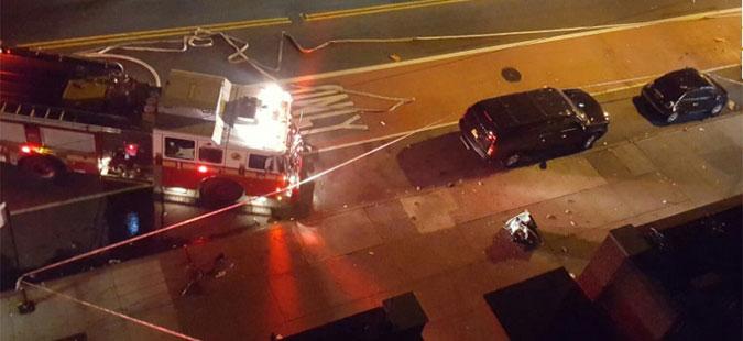 Нема уапсени по експлозијата во Њујорк
