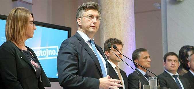 Пленковиќ: ХДЗ ќе формира Влада отворена за соработка