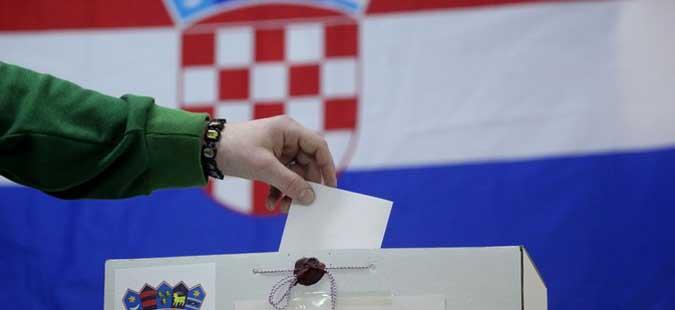 Предвремени парламентарни избори во Хрватска