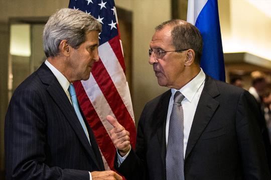 САД и Русија разговараа за проблемите во Сирија