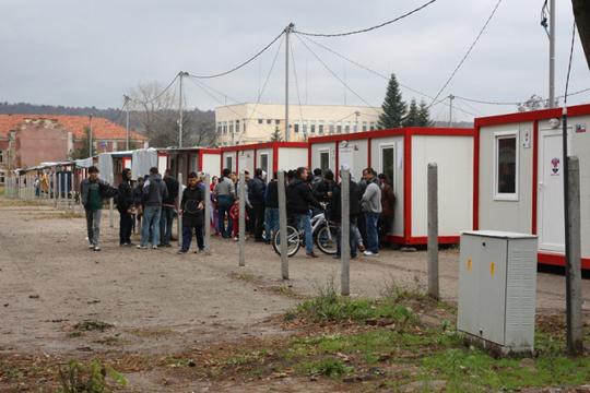 Бугарија постепено ќе ги затвора бегалските кампови
