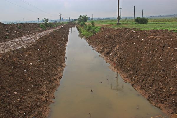 Пропусноста на  каналската мрежа во Гази Баба е во добра состојба