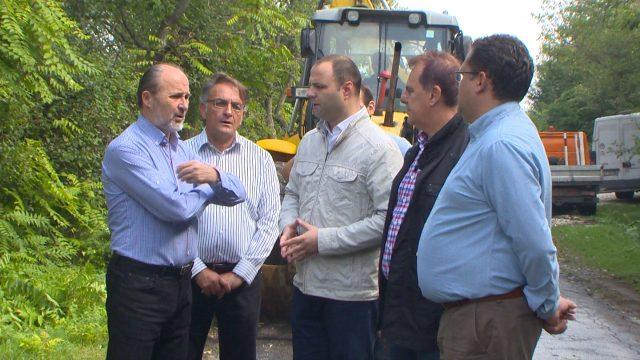 Се реконструира патот Средно Водно- село Нерези, инвестиција вредна 14 милиони денари