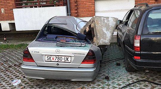 Околу 300 пријави за штети од земјотресот