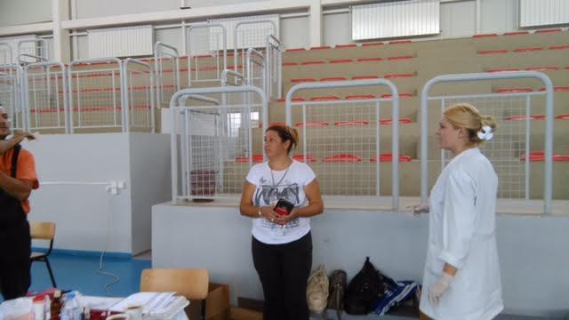 Kрводарителска акција на Унијата на жени на ВМРО-ДПМНЕ