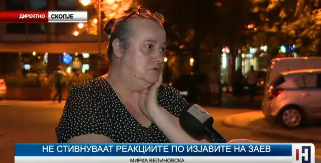 Велиновска: Заев и Фатиме со тактика да се случат инциденти и да се прекине изборниот процес