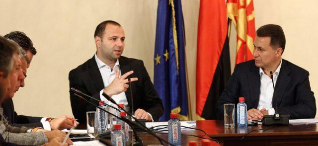 Мисајловски: Ќе се обновуваат делниците Македонски Брод-Скопје, Неготино-Демир Капија и Гостивар-Кичево