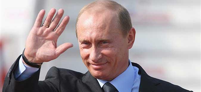 """Путин ја поздрави победата на """"Единствена Русија"""" на изборите"""