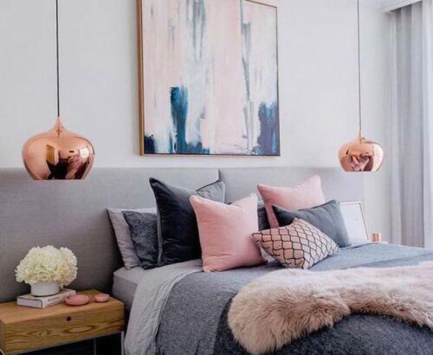Трикови за полуксузен изглед на вашата спална соба