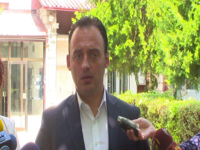 """Ристовски: Универзитетот за национална безбедност  """"Дамјан Груев"""" ќе се отвора етапно"""