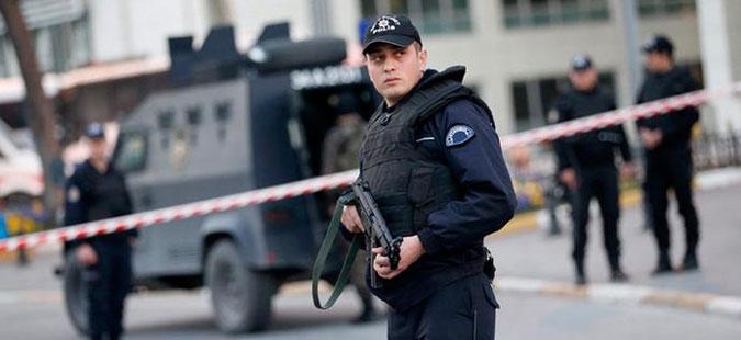 Турската полиција приведе 40 странци поради сомневање за врски со ИД