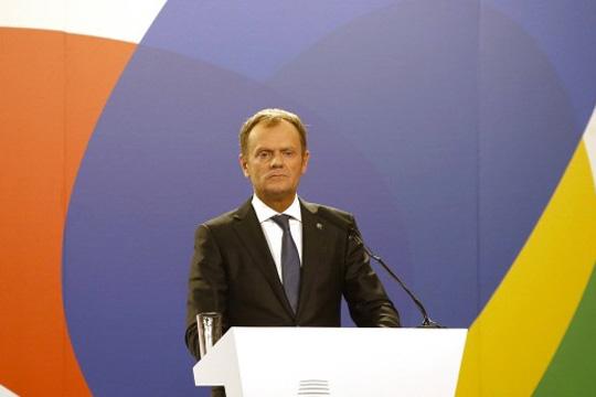 Туск: Нема преговори со Британија, ги штитиме интересите на останатите членки