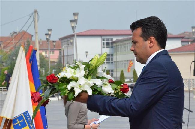 Заев: Време е да ја видиме Македонија сплотена