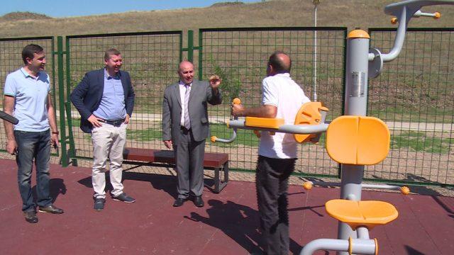 Во Штип е отворена првата фитнес зона