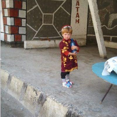 Девојченце од Памир