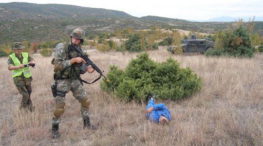 Почна оценувањето на македонските ренџери на Криволак