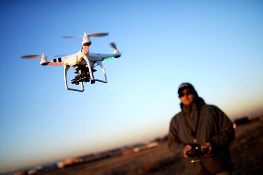 Грците ќе го ограничат летањето на дронови